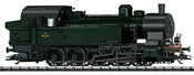 French Steam Locomotive Series 050 TA of the SNCF (DCC Sound Decoder)
