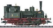 German Steam Locomotive T 3 of the KPEV