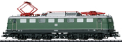 German Electric Locomotive Class E 50 of the DB (DCC Sound Decoder)