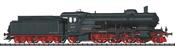 German Steam Locomotive BR 18.1 of the DRG, Sound
