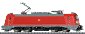 German Electric Locomotive BR 102 of the DB AG (DCC Sound Decoder)