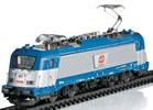 Czech Electric Locomotive class 380 (Škoda Type 109 E) of the CD (DCC Sound Decoder)