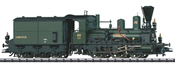 German Steam Locomotive B VI of the K.Bay.Sts.B, Sound