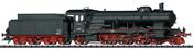 German Steam Locomotive Class 18.1 of the DB