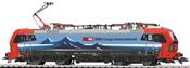 Swiss Electric Locomotive Cargo Int. Class 193 of the SBB