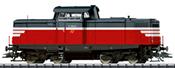 Diesel Locomotive Class V 142 (DCC Sound Decoder)