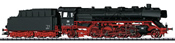 German Steam Locomotive Class 41 with Tender of the DB (DCC Sound Decoder)