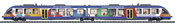 Bavarian Diesel Commuter DMUs LINT 41 (DCC Sound Decoder)