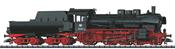 German Steam Locomotive BR 38 of the DB, Sound
