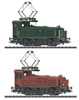 Swiss Electric Locomotive Set Ee 3/3 of the SBB