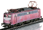 German Electric Locomotive Class 140 of the DB AG (Sound) - MHI Exclusive