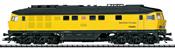 German Diesel Locomotive Class 233 Tiger of the DB