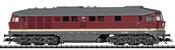German Diesel Locomotive Class 132 Ludmilla of the DR (DCC Sound Decoder)
