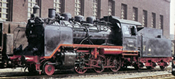 German Steam Locomotive BR 37 of the DR (DCC Sound Decoder)