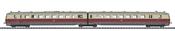 German Diesel Railcar BR 183 of the DR, Sound