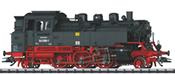 German Steam Locomotive BR 64 of the DR, Sound