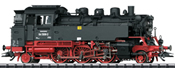 German Steam Locomotive Class 64 of the DR
