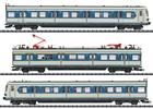 German Powered Rail Car Train Class 420 S-Bahn of the DB