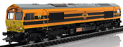 Dgtl Diesel Locomotive EMD cl 66, RRF