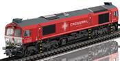 Diesel Locomotive Class 77 (DCC Sound Decoder)
