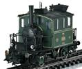 Steam Locomotive Class PtL 2/2 of the K.Bay.Sts.B.