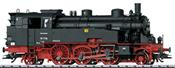 German Tender Steam Locomotive BR 75.4/10-11 of the DR