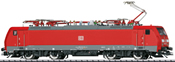 German Electric Locomotive Class 189 of the DB AG (DCC Sound Decoder)