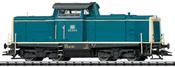 German Diesel Locomotive Class 212 of the DB
