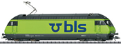 Swiss Electric Locomotive Class 465 of the BLS (DCC Sound Decoder)