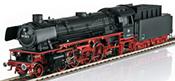 German Steam Locomotive BR 041 of the DB