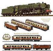 Exclusive Orient Express Set from the 1920s &1930s