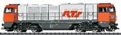 Diesel Locomotive Class G 2000 Vossloh