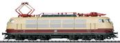 German Electric Locomotive Class 103.1 of the DB