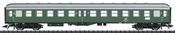 German Passenger Car, 2nd Class of the DB