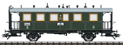 K.Bay.Sts.B. 2nd/3rd class Passenger Car