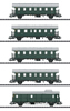 German Passenger Car Set of the DB