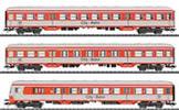 City-Bahn Car Set