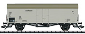 German Refrigerator Car type Tnfhs 38 of the DB