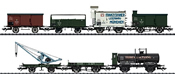 K. Bay.St. B. Freight 7-Car Set