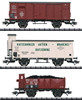 German Freight Car Set of the  KPEV, Ep. I