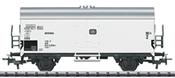 German Freight Car Ichqs-u 377 of the DB