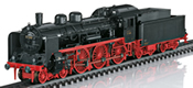 German State Railroad Company class 17 of the DRG (DCC Sound Decoder)