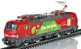 German Electric Locomotive class 193 of the DB AG (DCC Sound Decoder)