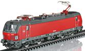 Danish Electric Locomotive class EB 3200 of the DSB (DCC Sound Decoder)