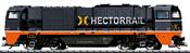 Dgtl Heavy Diesel Locomotive G 2000, Hectorrail, VI