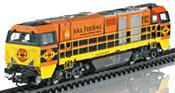 Diesel Locomotive class G 2000 BB Vossloh (DCC Sound Decoder)