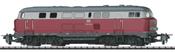 German Diesel Locomotive Class V 160 of the DB (DCC Sound Decoder)