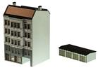Laser Cut Townhouse Kit