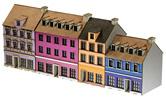 Laser Cut Herbert Street Hamburg Kit