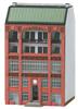 Building Kit for a City Building in Art Nouveau
